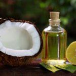 olej kokosowy na trądzik